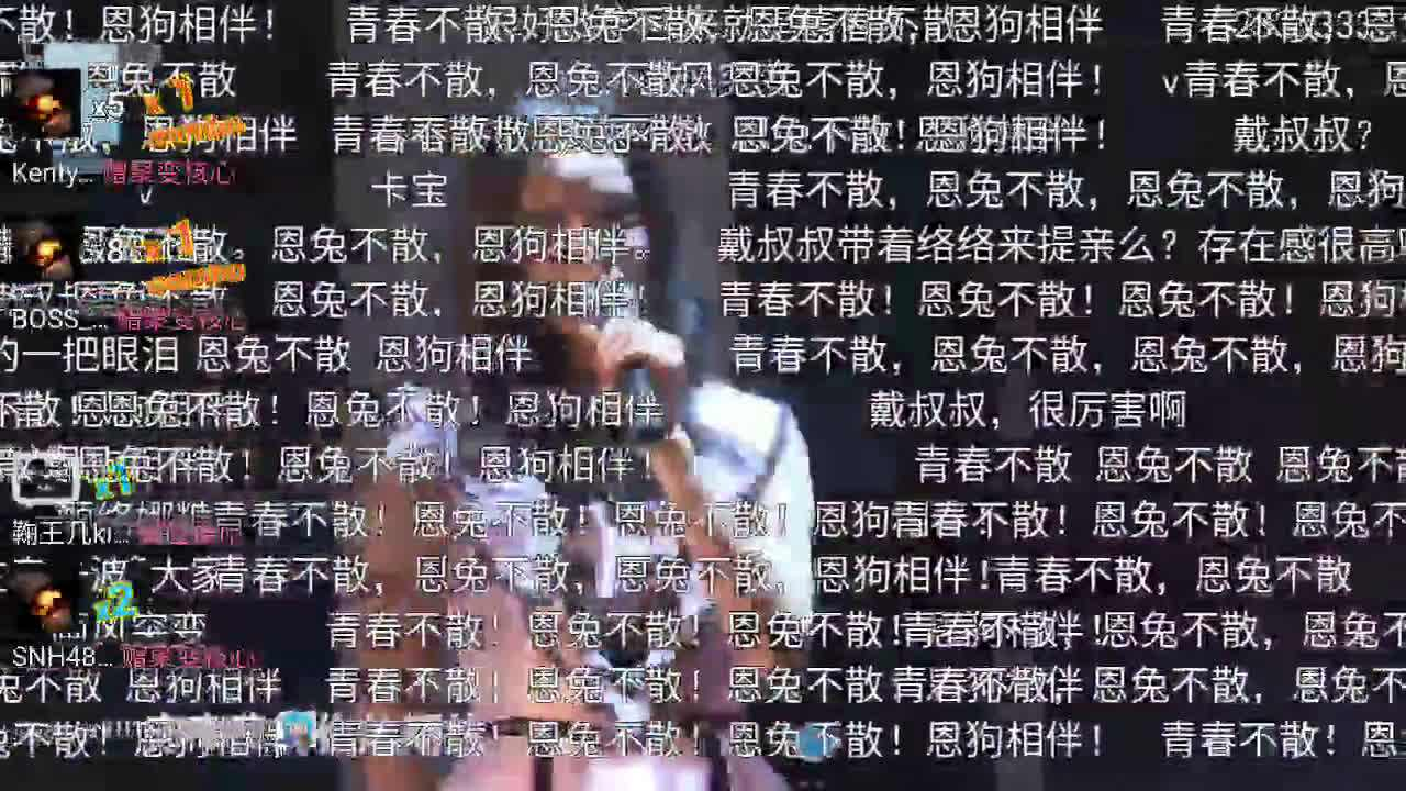 Chinese User Behavior: Danmu Video Screens